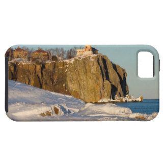 Split Rock Lighthouse State Park on Lake iPhone 5 Case