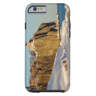 Split Rock Lighthouse State Park on Lake Tough iPhone 6 Case
