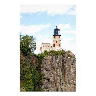 Split Rock Lighthouse Stationery