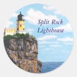 Split Rock Lighthouse Stickers