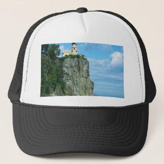 Split Rock Lighthouse Trucker Hat