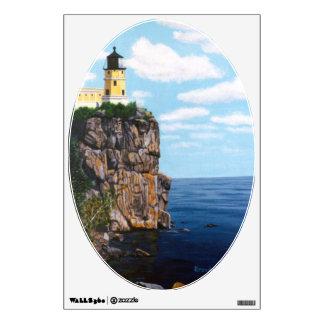 Split Rock Lighthouse Wall Decal