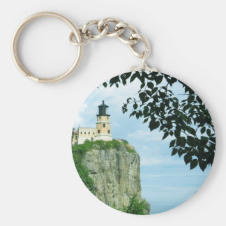 Split Rock Summer Keychain