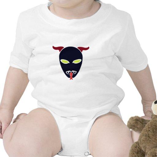 Split Tongue Demon T-shirts
