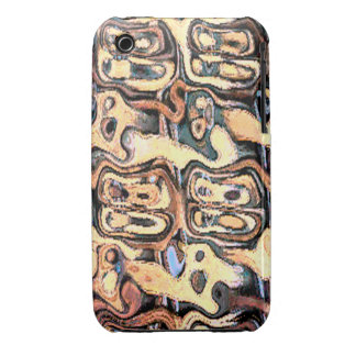 Split wood Case-Mate iPhone 3 case