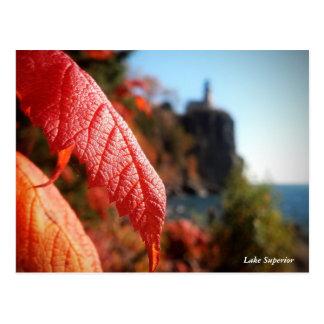 Splitrock colors postcard