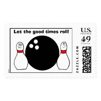 splits, Let the good times roll! Postage