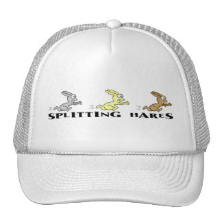 Splitting Hares Hat