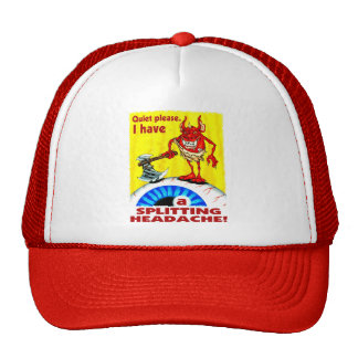 Splitting Headache Hat