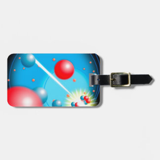 Splitting the Atom Bag Tag