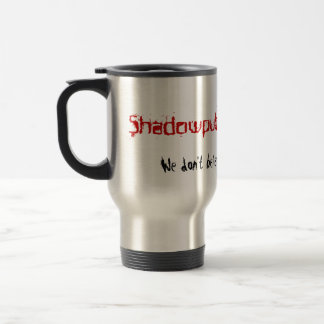 SPLogoMantraTravelMug 15 Oz Stainless Steel Travel Mug