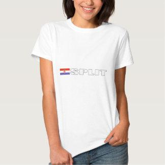 Splt, Croatia T Shirts