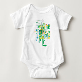 spludge baby bodysuit