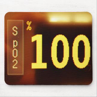 SpO2 100 Mousepad
