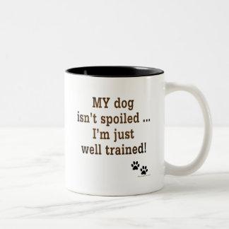 Spoiled Dog Coffee Mugs