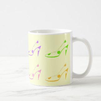 Spoiled High Heel Shoe Diva Coffee Mug