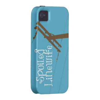 Spoiled Linewife- iPhone 4/4s iPhone 4/4S Cases
