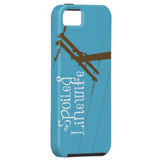 Spoiled Linewife- iPhone 5 iPhone SE/5/5s Case