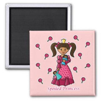 Spoiled Princess Magnet