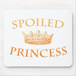 Spoiled Princess Mouse Pad