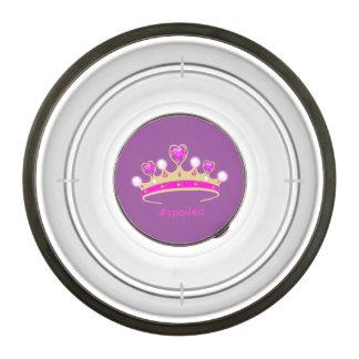 Spoiled Princess Pet Bowl - Small