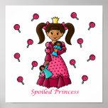 Spoiled Princess Poster