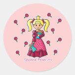 Spoiled Princess Sticker