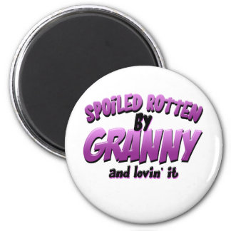 Spoiled Rotten by Granny Magnet