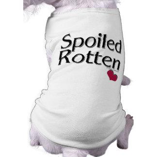 Spoiled Rotten Doggie Tshirt