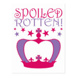 Spoiled Rotten Postcards