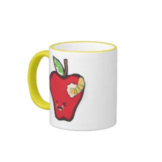 Spoiled Rotten Teacher's Gift - Ringer Coffee Mug