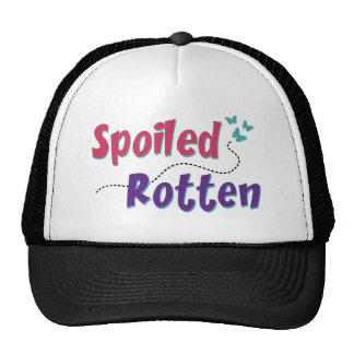 Spoiled Rotten Trucker Hat