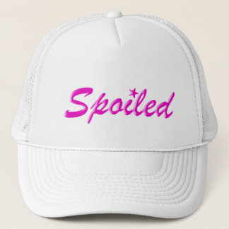 Spoiled T-shirts & More Trucker Hat