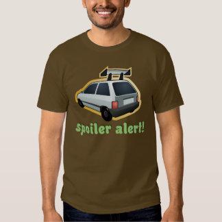 spoiler alert! t-shirts