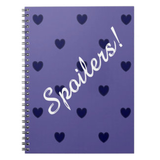 ❤ Spoilers Notebook