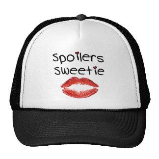 Spoilers Sweetie Trucker Hat
