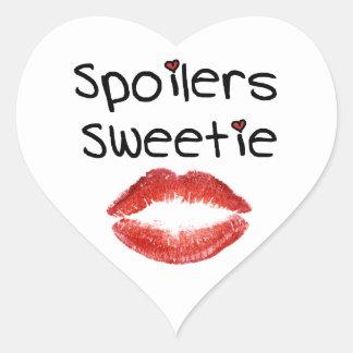 Spoilers Sweetie Heart Sticker