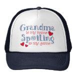 Spoiling Grandma Trucker Hat