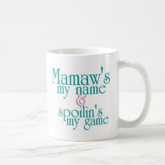 Spoilins mi Juego-Mamaw 3 Taza