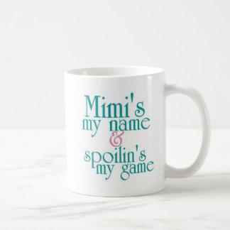 Spoilins mi Juego-Mimi 1 Taza De Café