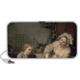Spoilt Child, 1765 Notebook Speaker