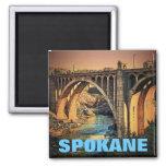 Spokane (Bridge) Magnet