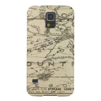 Spokane Country Case For Galaxy S5