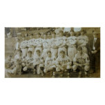 Spokane Indians baseball team Print