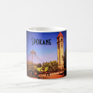 Spokane (Park) Mug
