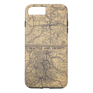 Spokane, Seattle Funda iPhone 7 Plus