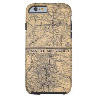 Spokane, Seattle Funda Resistente iPhone 6