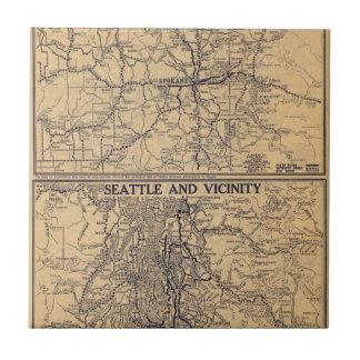 Spokane, Seattle Tile
