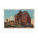 Spokane, WA - View of Davenport Hotel #1 Postcard