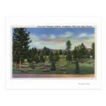 Spokane, Washington - terraza superior Postales